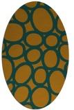 rug #906847 | oval popular rug