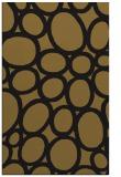 rug #906905 |  mid-brown retro rug