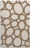 rug #907037 |  mid-brown retro rug