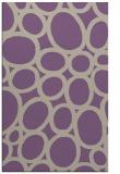 rug #907069 |  purple abstract rug