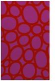 rug #907145 |  pink circles rug
