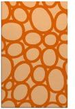 rug #907153 |  red-orange circles rug