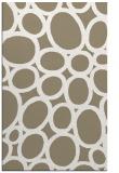 rug #907185    beige circles rug