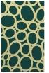 rug #907209    yellow abstract rug