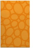 rug #907237 |  light-orange circles rug