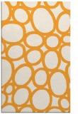 rug #907241 |  light-orange circles rug