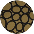 rug #907273   round black circles rug