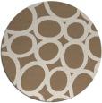 rug #907398 | round retro rug