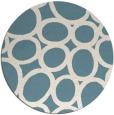 rug #907541   round white circles rug