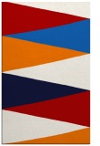 rug #908933 |  red geometry rug