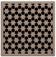 rug #909777 | square black rug