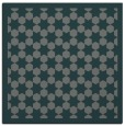 rug #909897 | square green rug