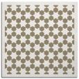 rug #909921 | square white borders rug