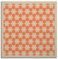 rug #909973 | square beige borders rug