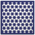 rug #910053 | square white geometry rug