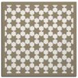 rug #910065 | square beige geometry rug