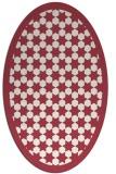 rug #910348 | oval popular rug