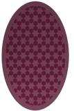 rug #910359   oval borders rug