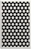 rug #910489 |  black borders rug