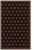 rug #910501 |  brown borders rug