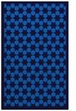 rug #910517 |  blue rug
