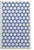rug #910533 |  blue borders rug