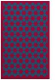 rug #910609 |  blue-green borders rug