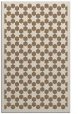 rug #910637 |  mid-brown borders rug