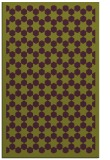 rug #910721 |  purple borders rug