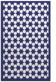 rug #910773 |  blue geometry rug