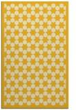 rug #910789 |  yellow borders rug