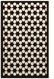 rug #910797 |  brown borders rug