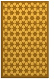 rug #910805 |  light-orange borders rug
