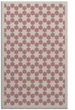 rug #910833 |  pink borders rug