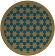 rug #910875 | round borders rug