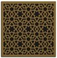 rug #911585 | square mid-brown popular rug