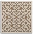 rug #911717 | square beige popular rug