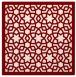 rug #911772 | square geometry rug