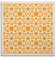 rug #911921 | square light-orange popular rug