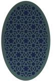rug #911965 | oval rug