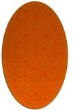 rug #912203 | oval borders rug