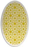 rug #912210   oval geometry rug