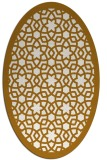 rug #912272   oval borders rug
