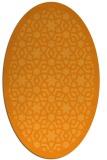 rug #912278 | oval borders rug