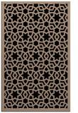 rug #912297 |  beige geometry rug