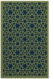 rug #912329 |  blue borders rug