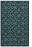 rug #912361    blue-green rug