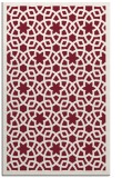 rug #912505 |  pink rug