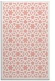 rug #912513    white borders rug