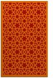 rug #912537 |  red rug